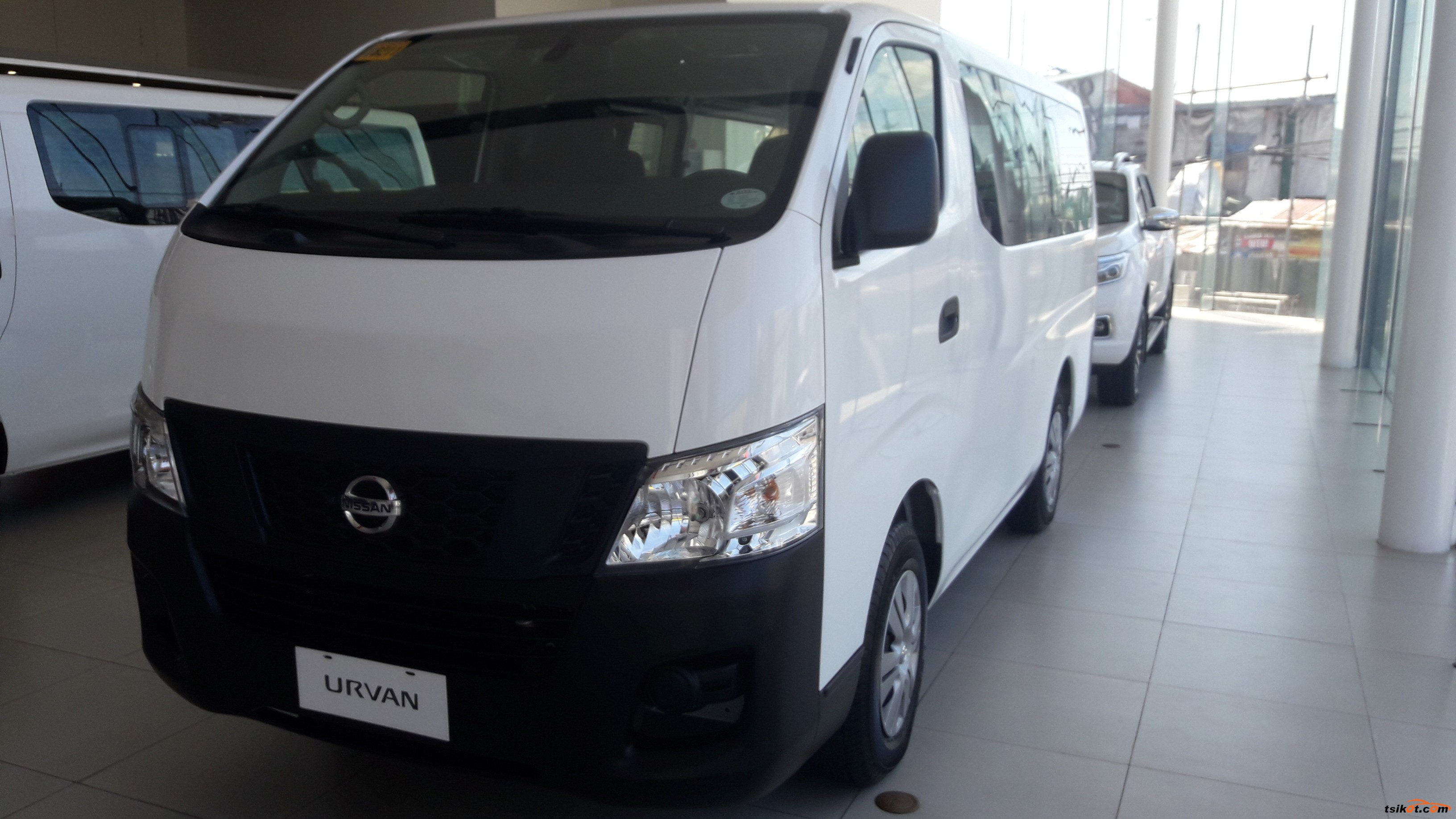 Nissan Urvan 2017 - Car for Sale Metro Manila