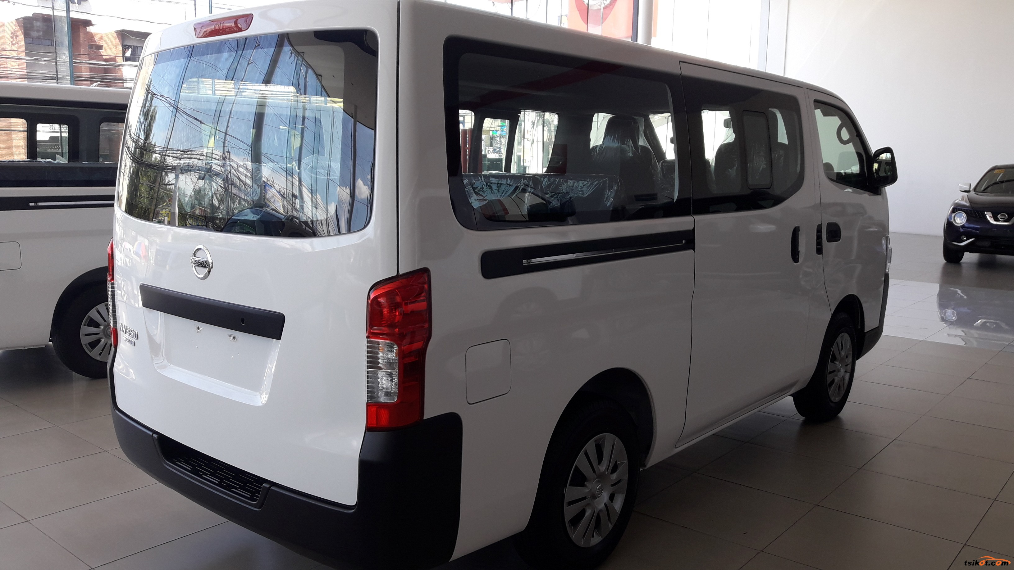 Nissan Urvan 2017 Car For Sale Metro Manila