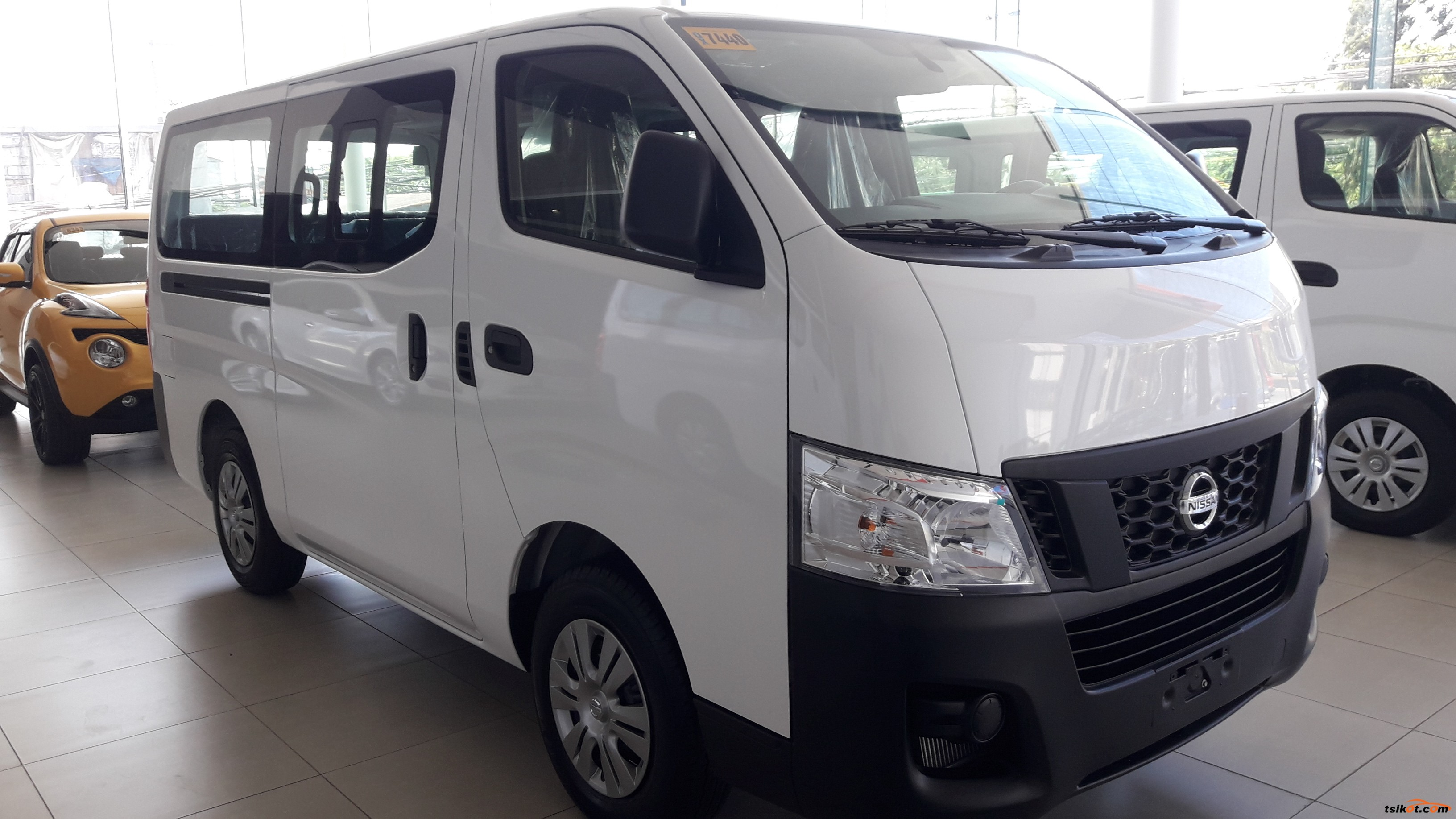 nissan urvan 2017 car for sale metro manila philippines. Black Bedroom Furniture Sets. Home Design Ideas