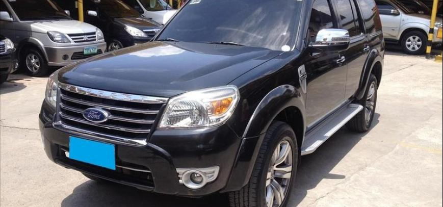Ford Everest 2010 - 6