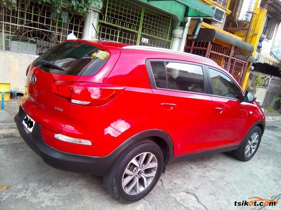 kia sportage 2015 car for sale metro manila. Black Bedroom Furniture Sets. Home Design Ideas