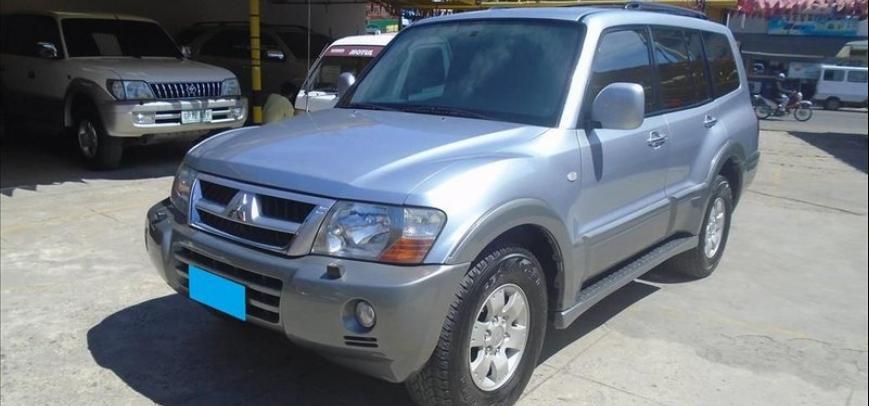 Mitsubishi Pajero 2004 - 9