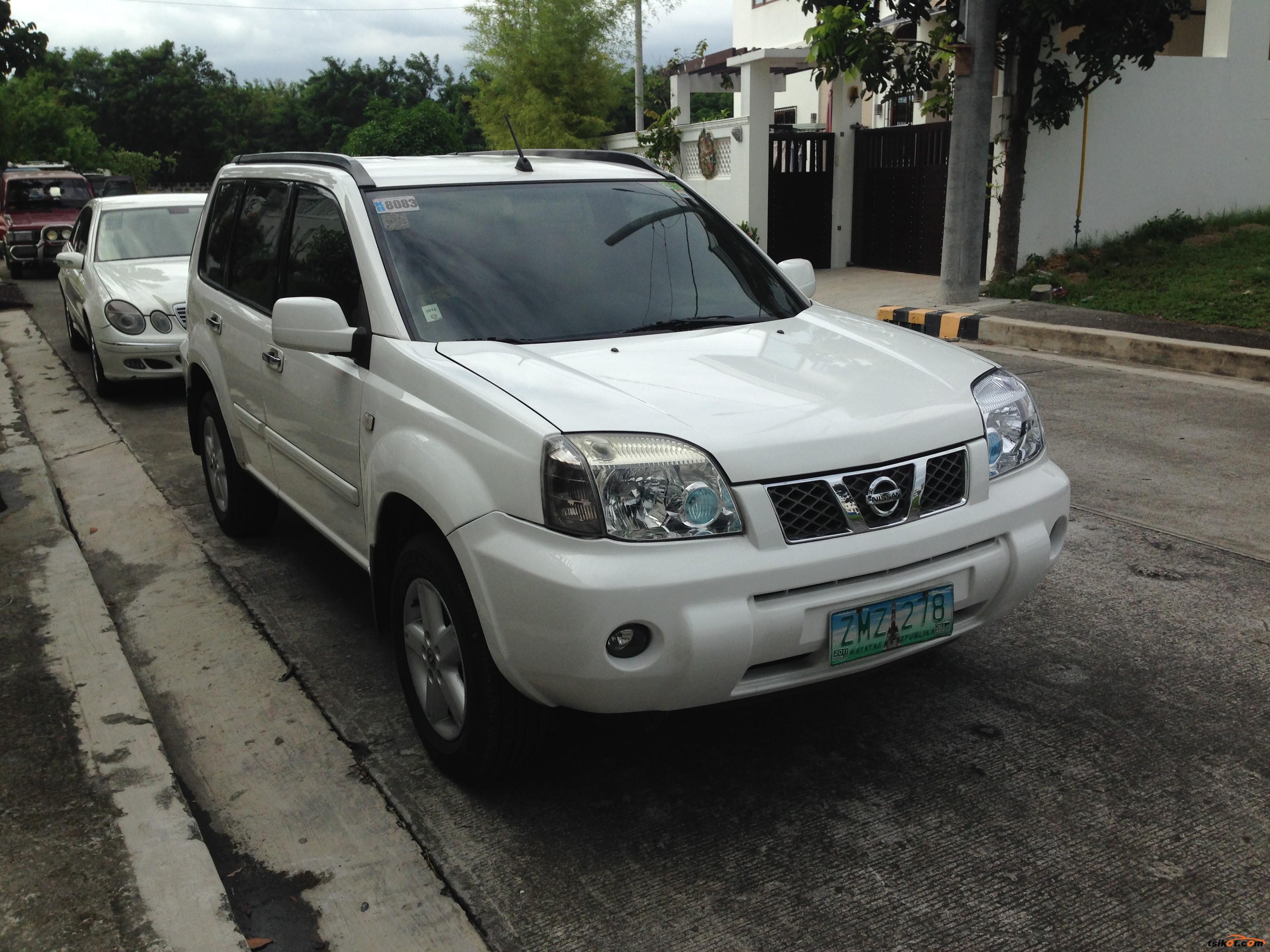 Nissan X-Trail 2008 - 1