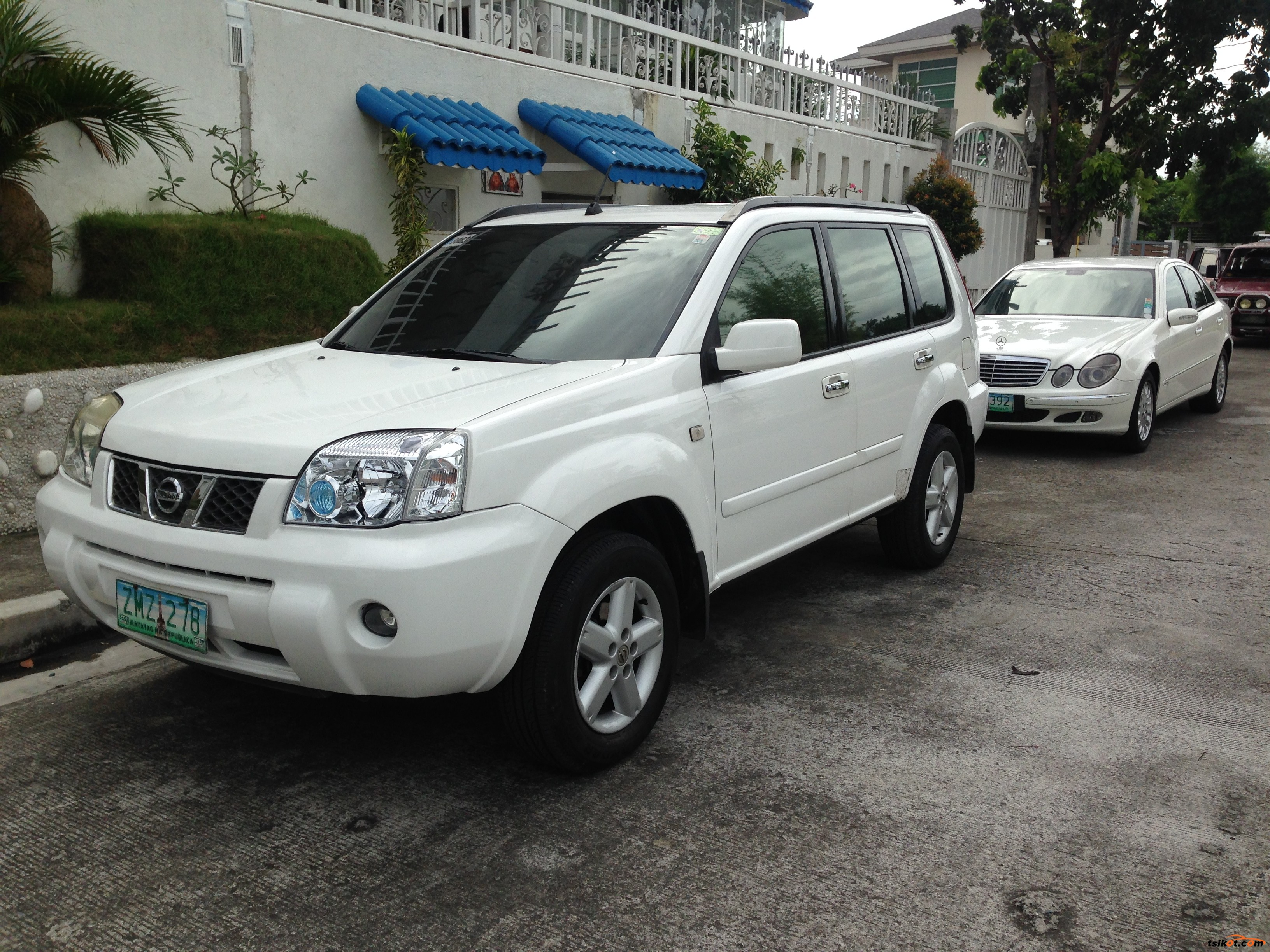 nissan x trail 2008 car for sale metro manila. Black Bedroom Furniture Sets. Home Design Ideas
