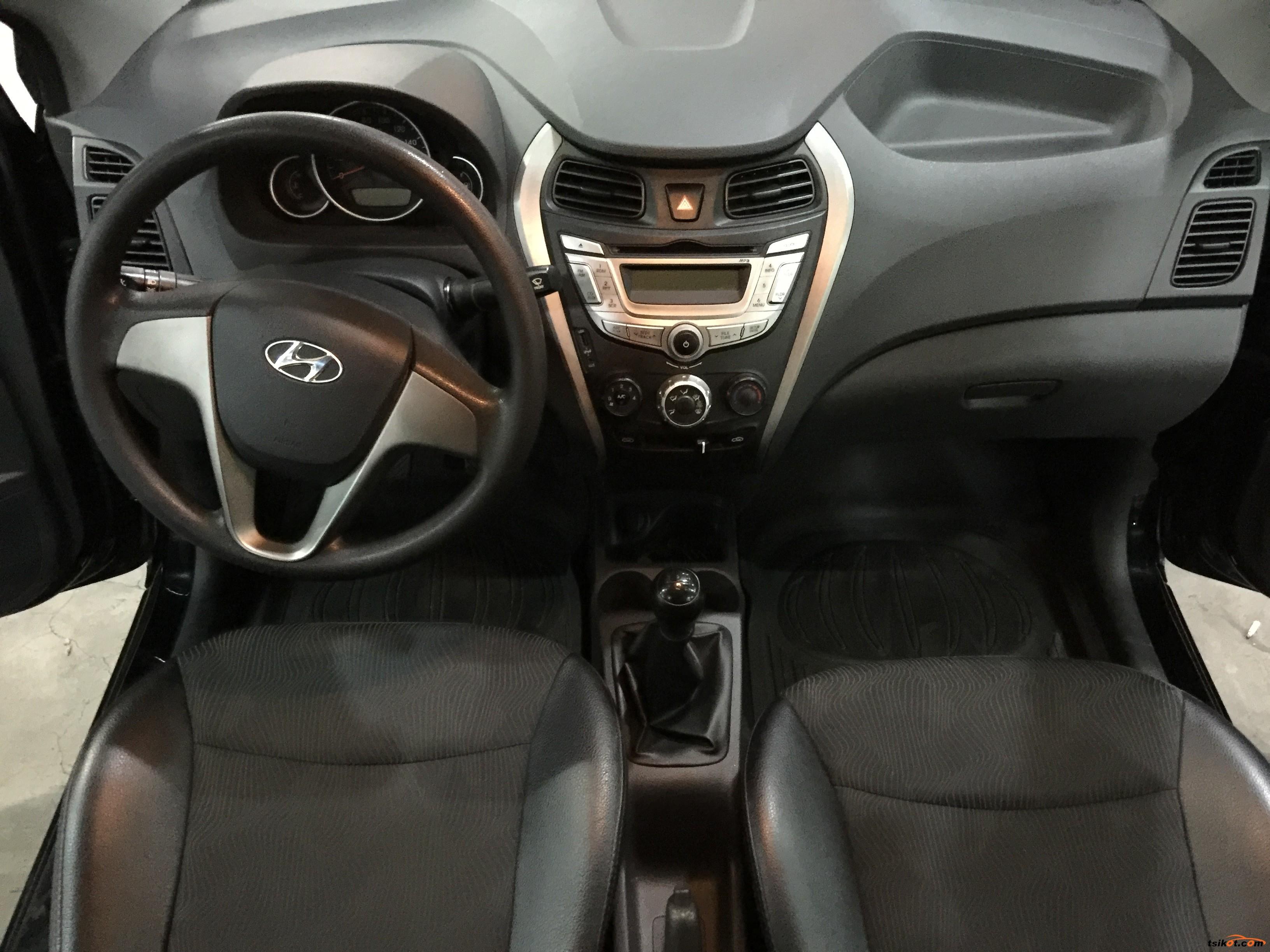 Hyundai Eon 2013 - 5