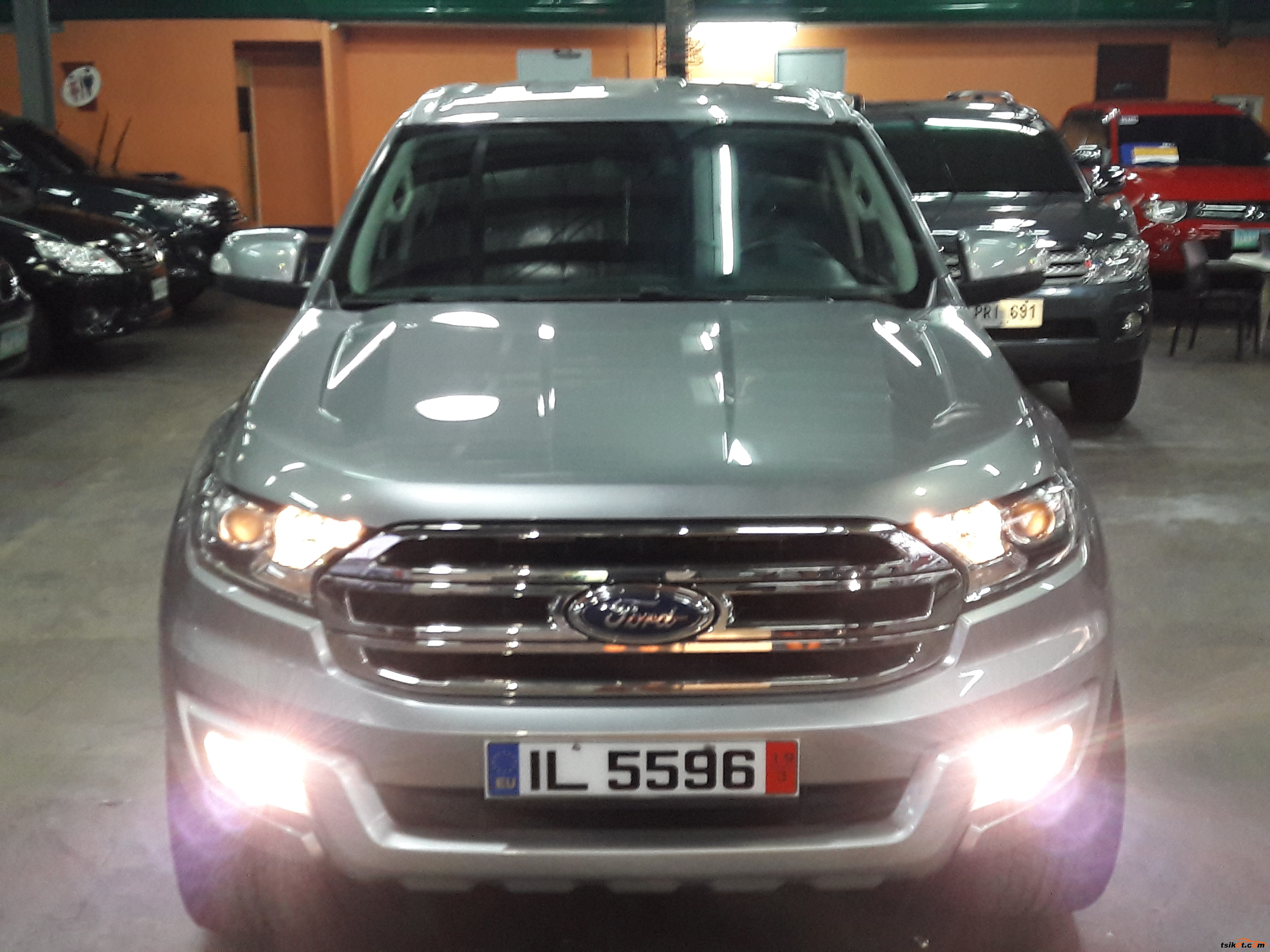 Ford Everest 2016 - 2