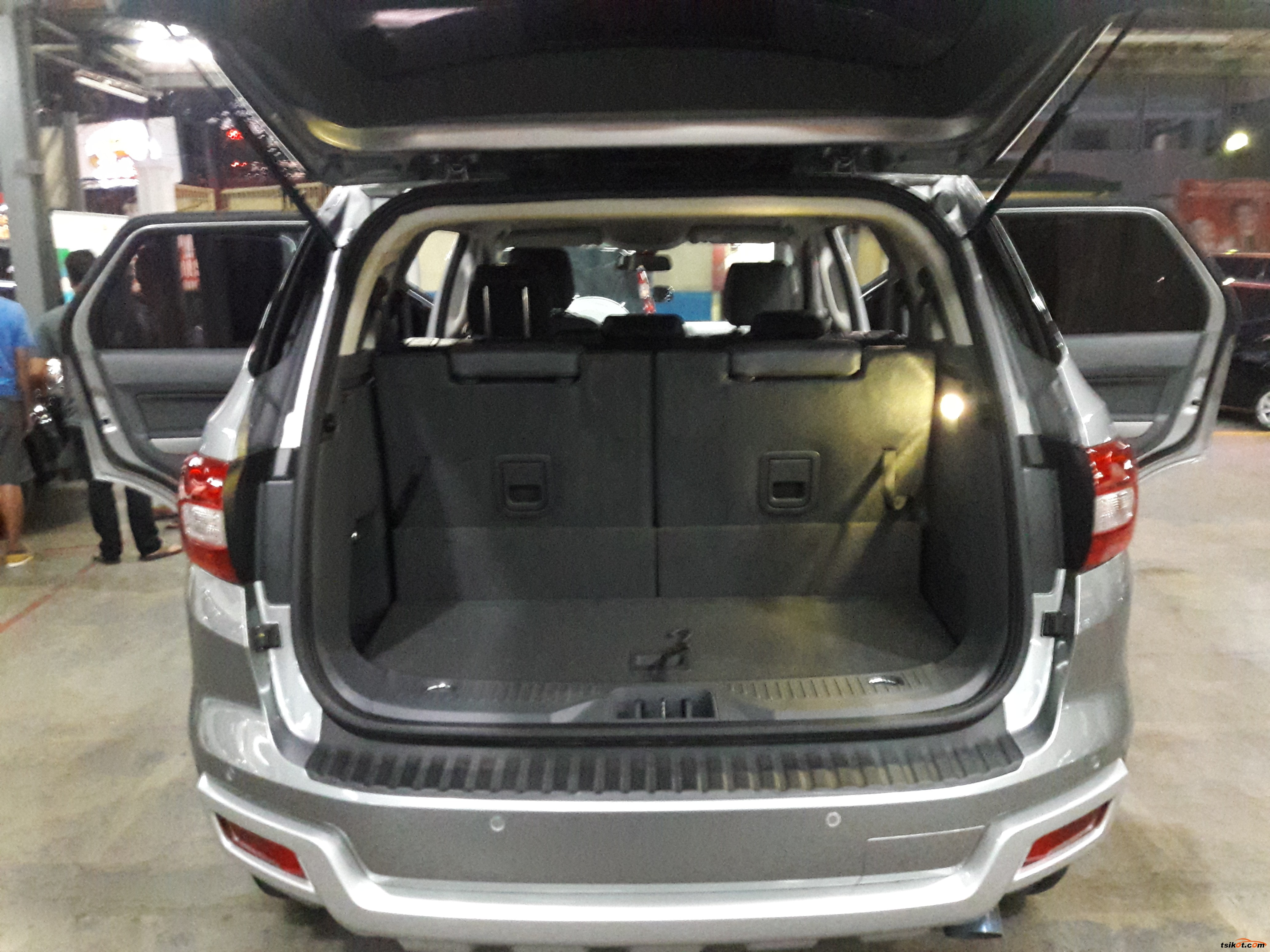 Ford Everest 2016 - 8