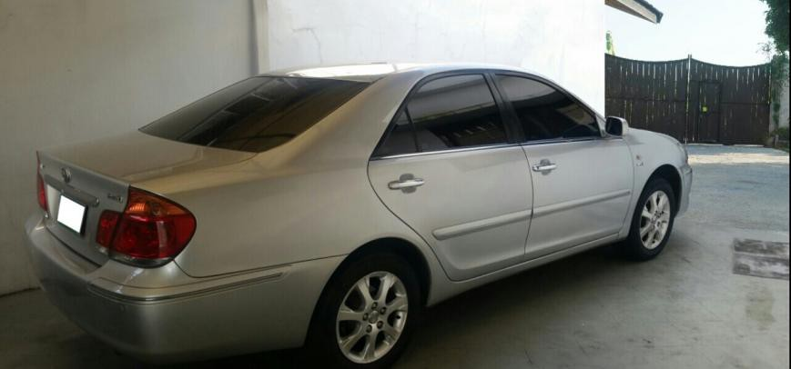Toyota Camry 2005 - 10