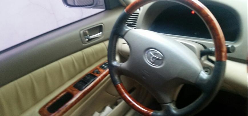 Toyota Camry 2005 - 8