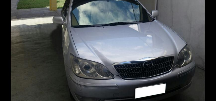 Toyota Camry 2005 - 9