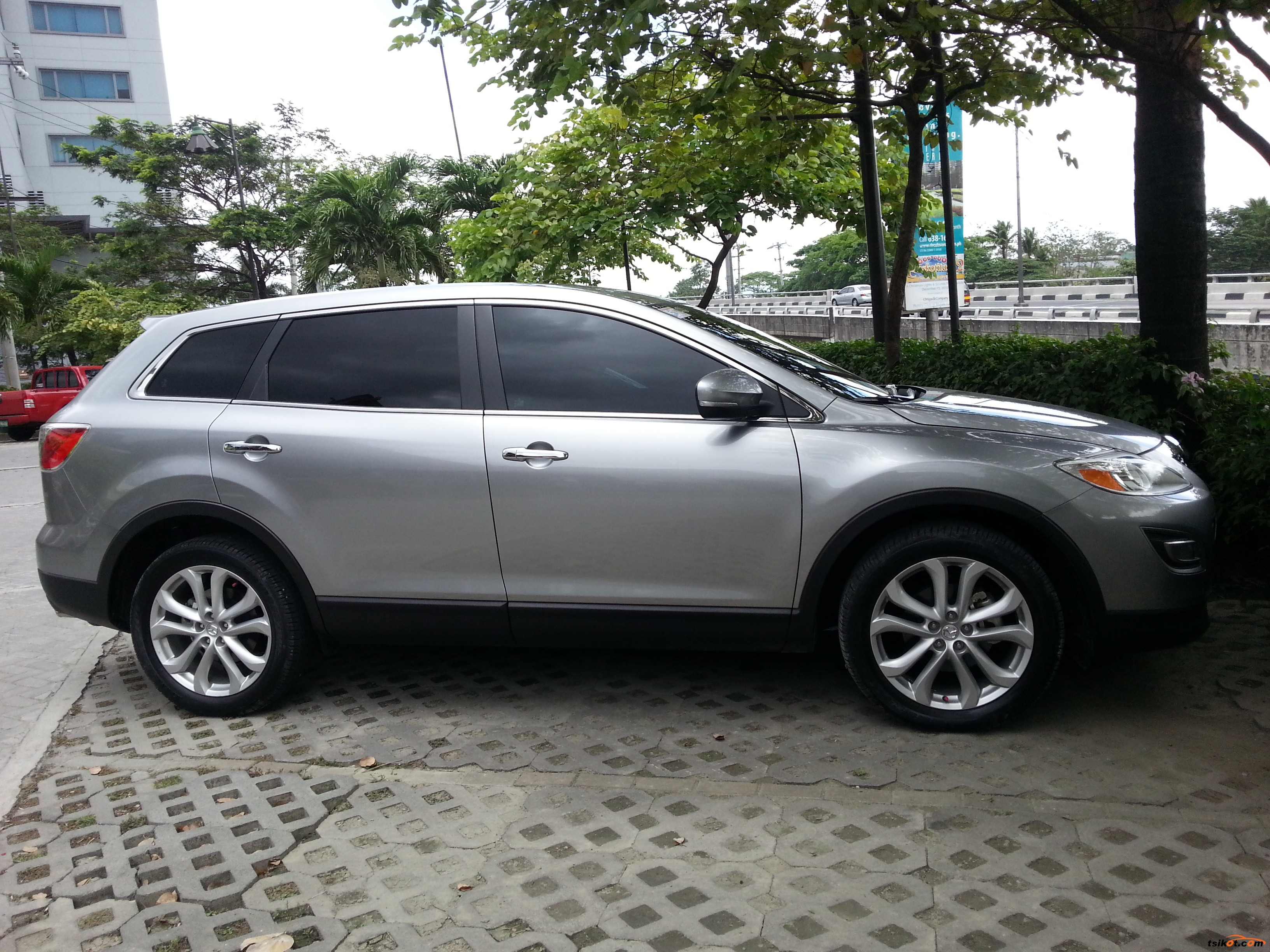 mazda cx 9 2013 car for sale metro manila philippines. Black Bedroom Furniture Sets. Home Design Ideas