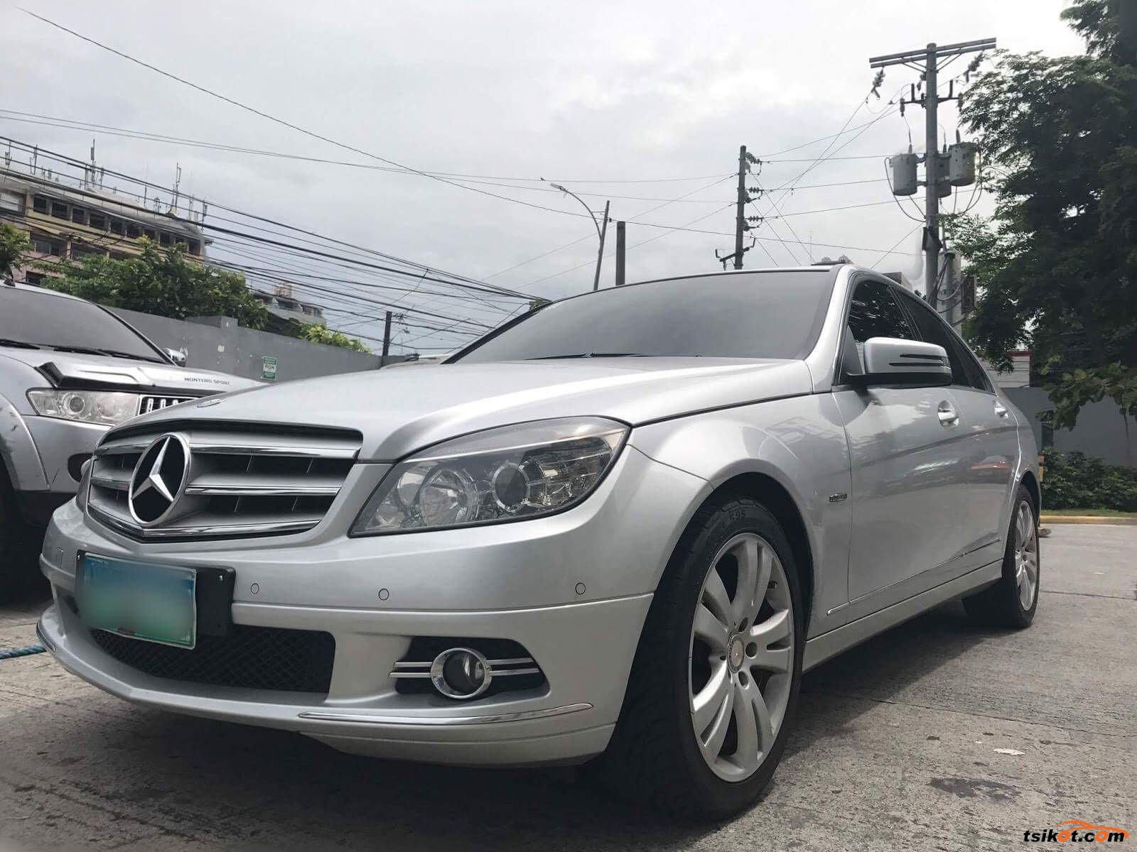 mercedes benz c class 2010 car for sale metro manila. Black Bedroom Furniture Sets. Home Design Ideas