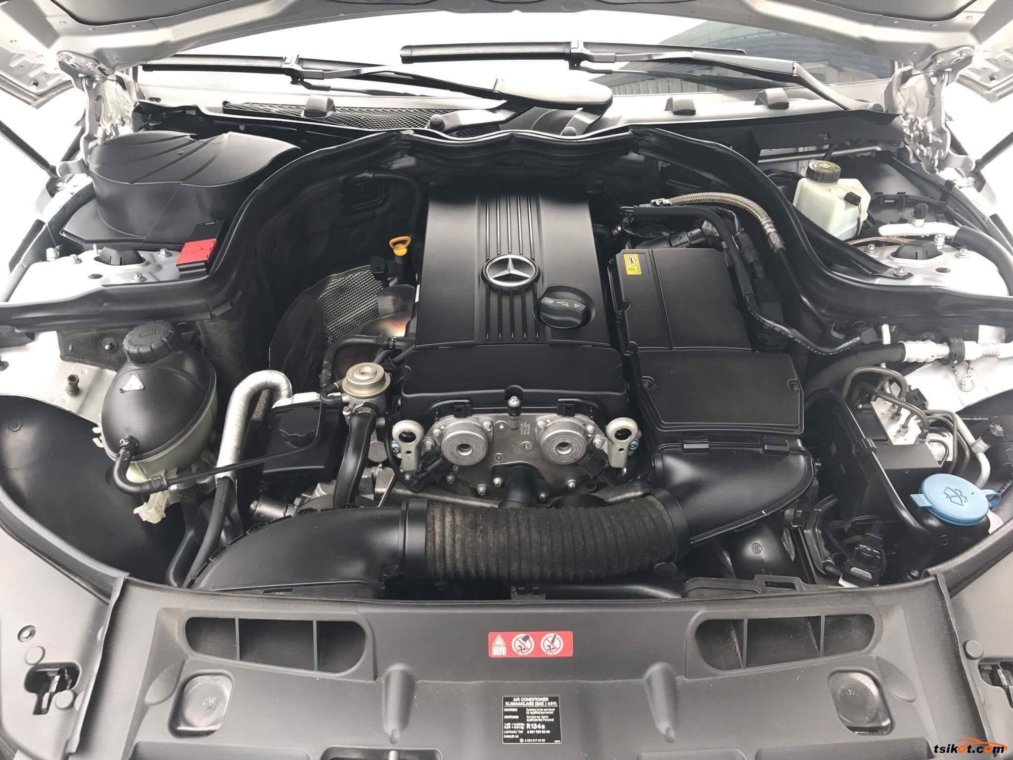 Mercedes-Benz C-Class 2010 - 4