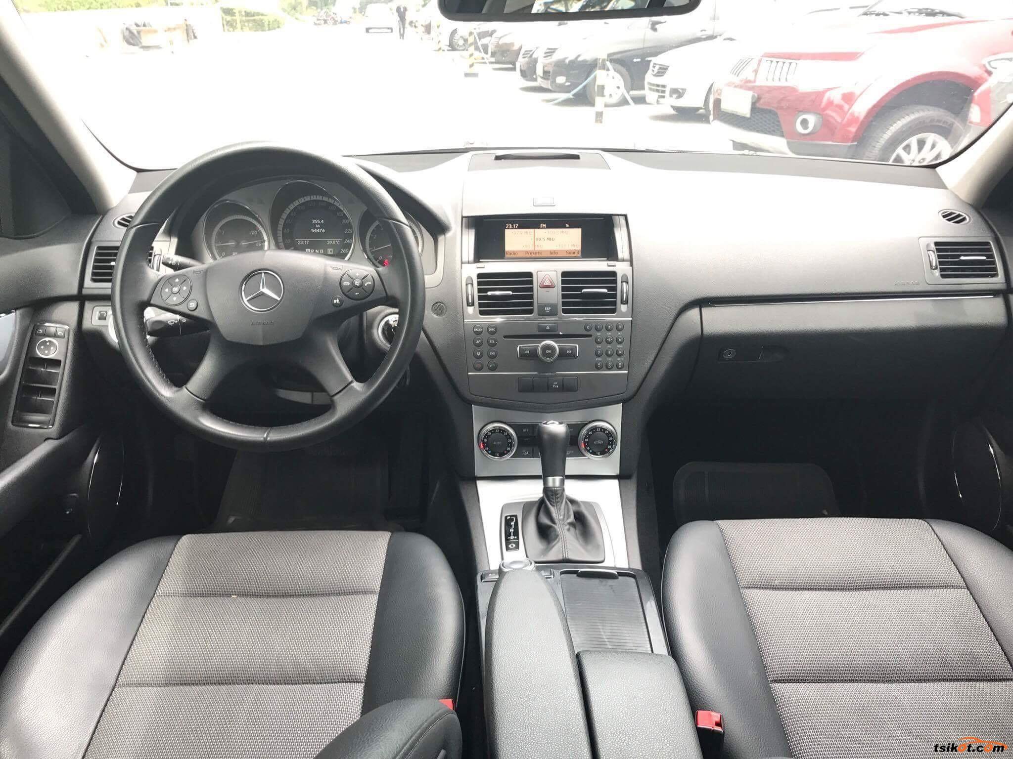 Mercedes-Benz C-Class 2010 - 6