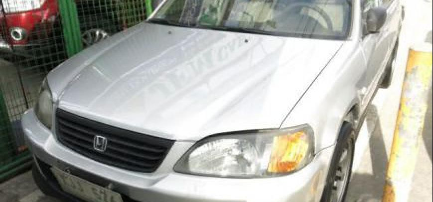Honda City 2003 - 12