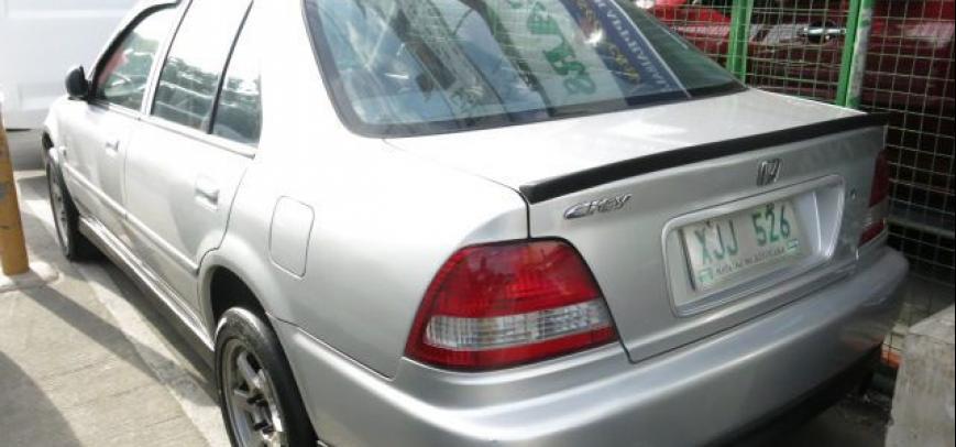 Honda City 2003 - 7