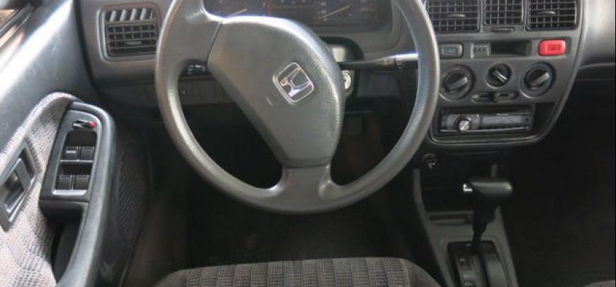 Honda City 2001 - 5