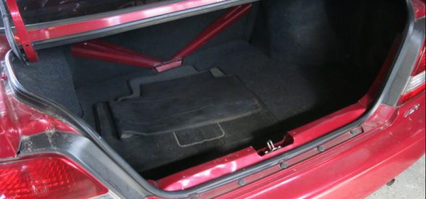 Honda City 2001 - 6