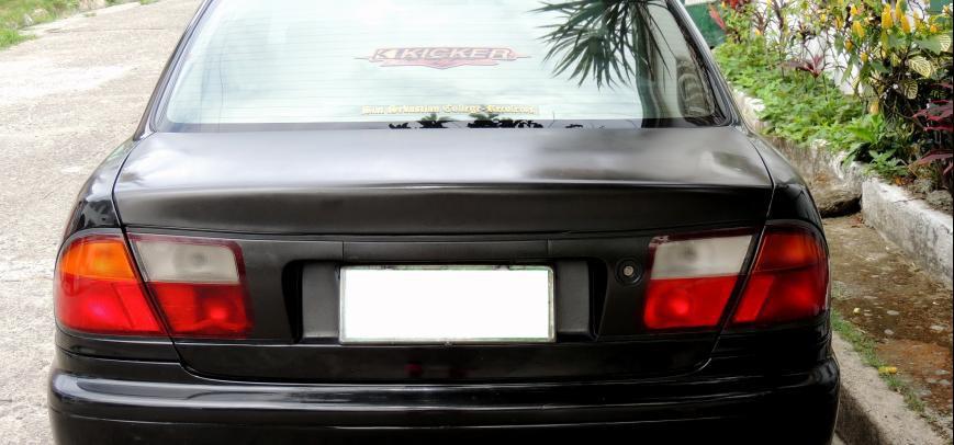 Mazda 323 1998 - 16