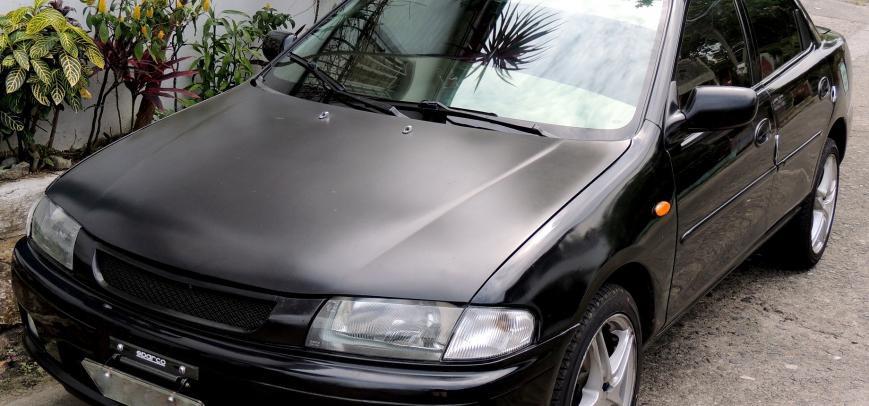 Mazda 323 1998 - 2