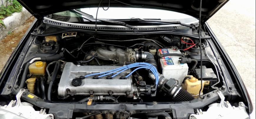 Mazda 323 1998 - 4