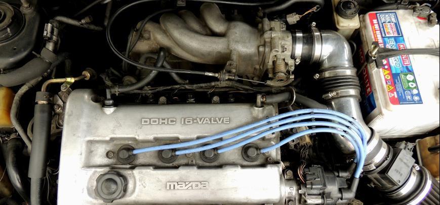Mazda 323 1998 - 5