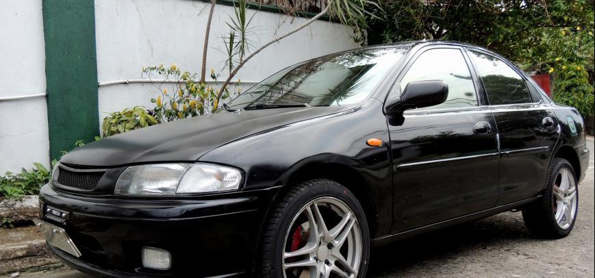Mazda 323 1998 - 7