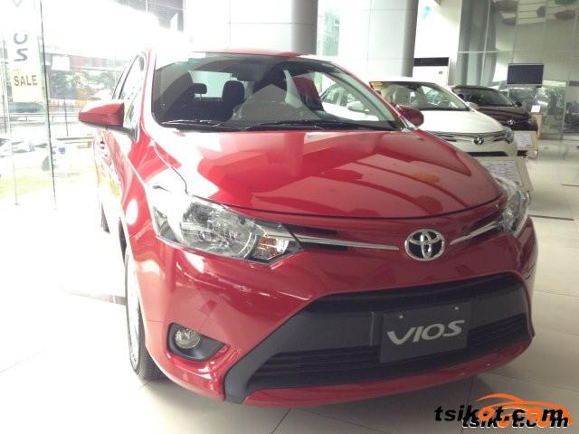 Toyota Vios 2017 - 5