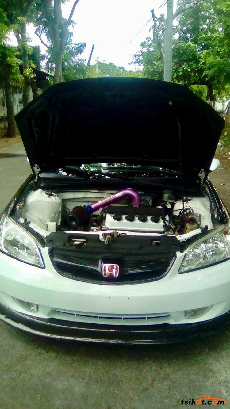 Honda Civic 2004 - 7