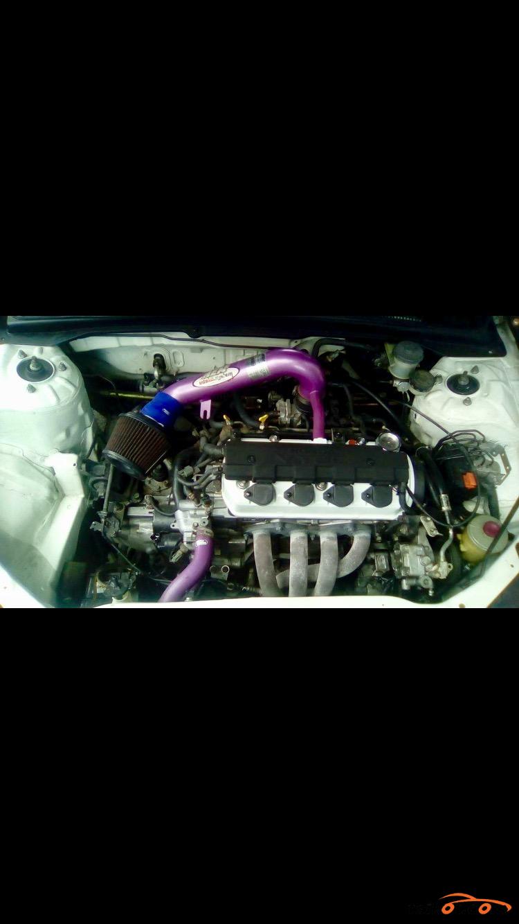Honda Civic 2004 - 8