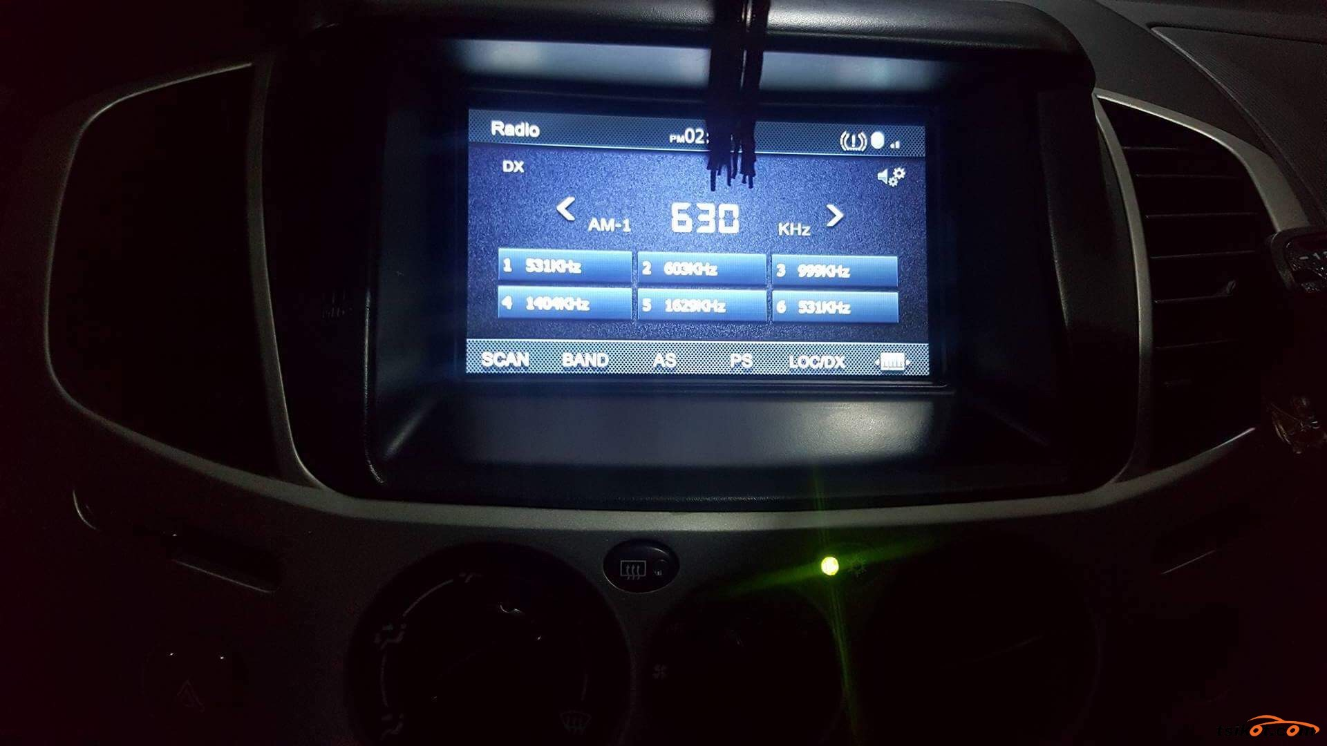 Mitsubishi Strada 2014 - 7