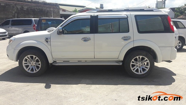 Ford Everest 2013 Car For Sale Metro Manila