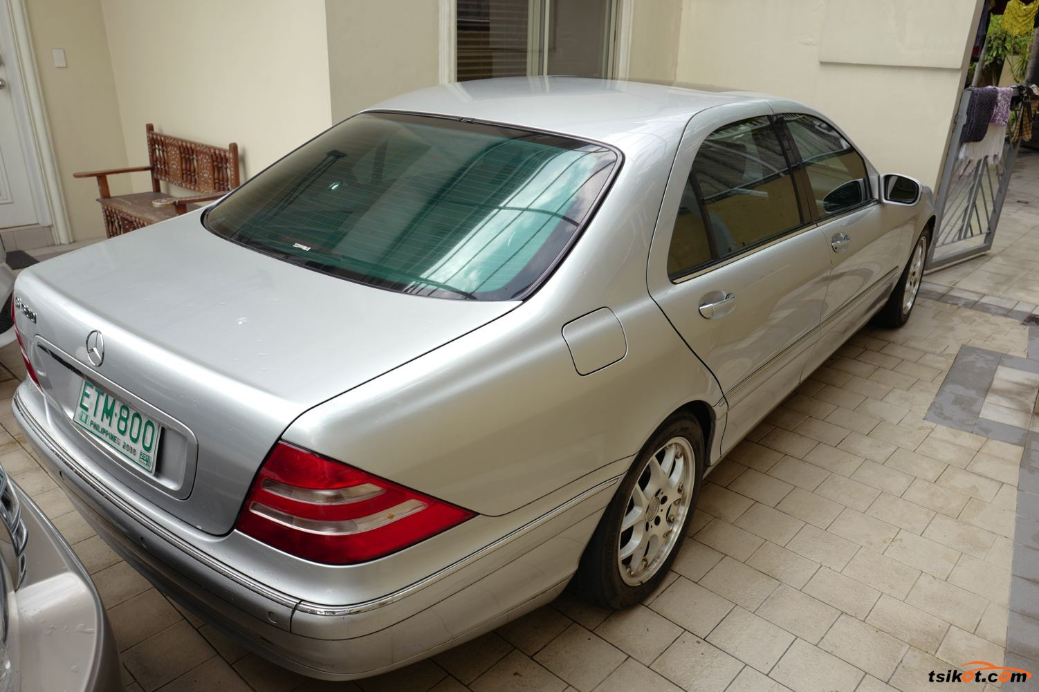 mercedes benz s class 2007 car for sale metro manila. Black Bedroom Furniture Sets. Home Design Ideas