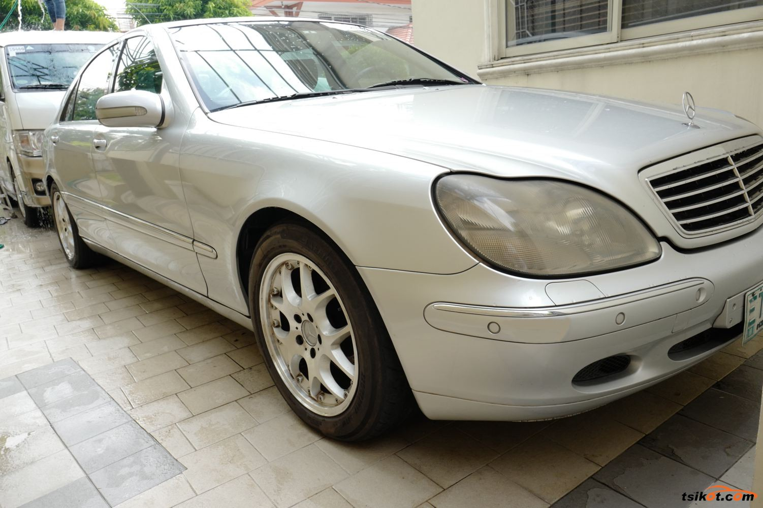 Mercedes benz s class 2007 car for sale metro manila for Mercedes benz s550 coupe for sale