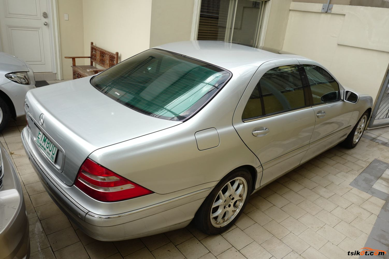 Mercedes benz s class 2007 car for sale metro manila for Mercedes benz insurance