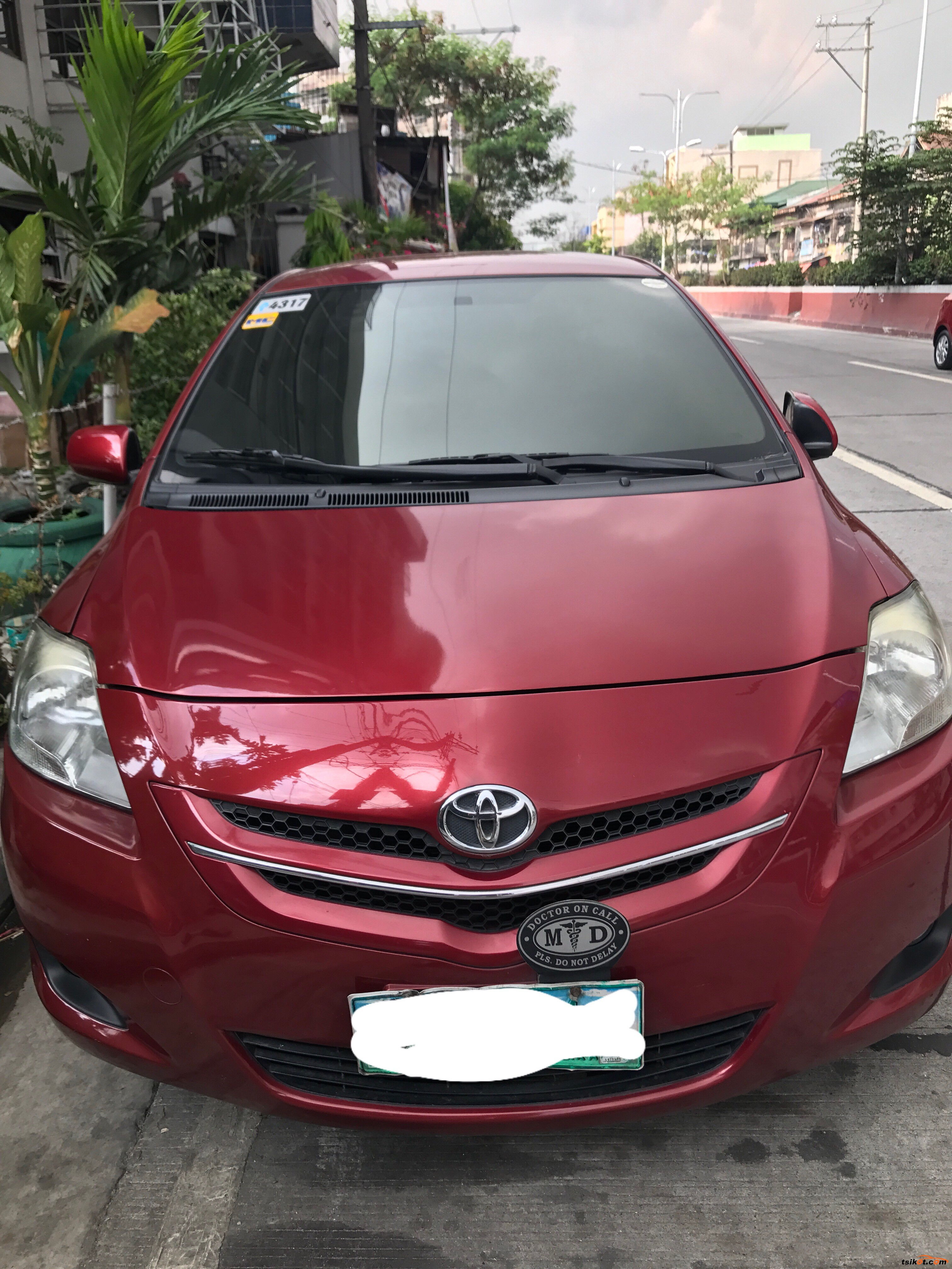 Toyota Vios 2008 Car For Sale Metro Manila