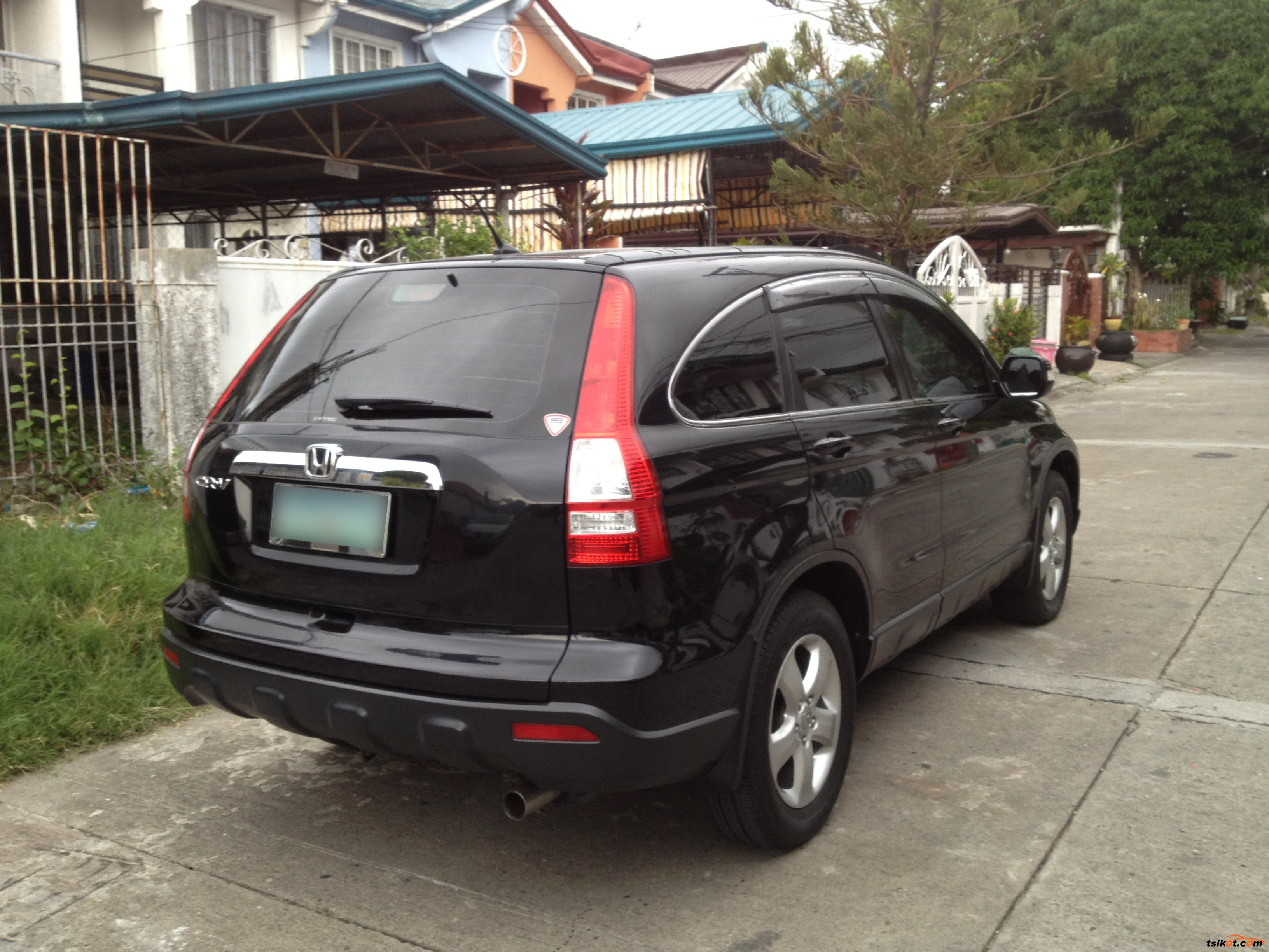 honda cr v 2008 car for sale metro manila. Black Bedroom Furniture Sets. Home Design Ideas