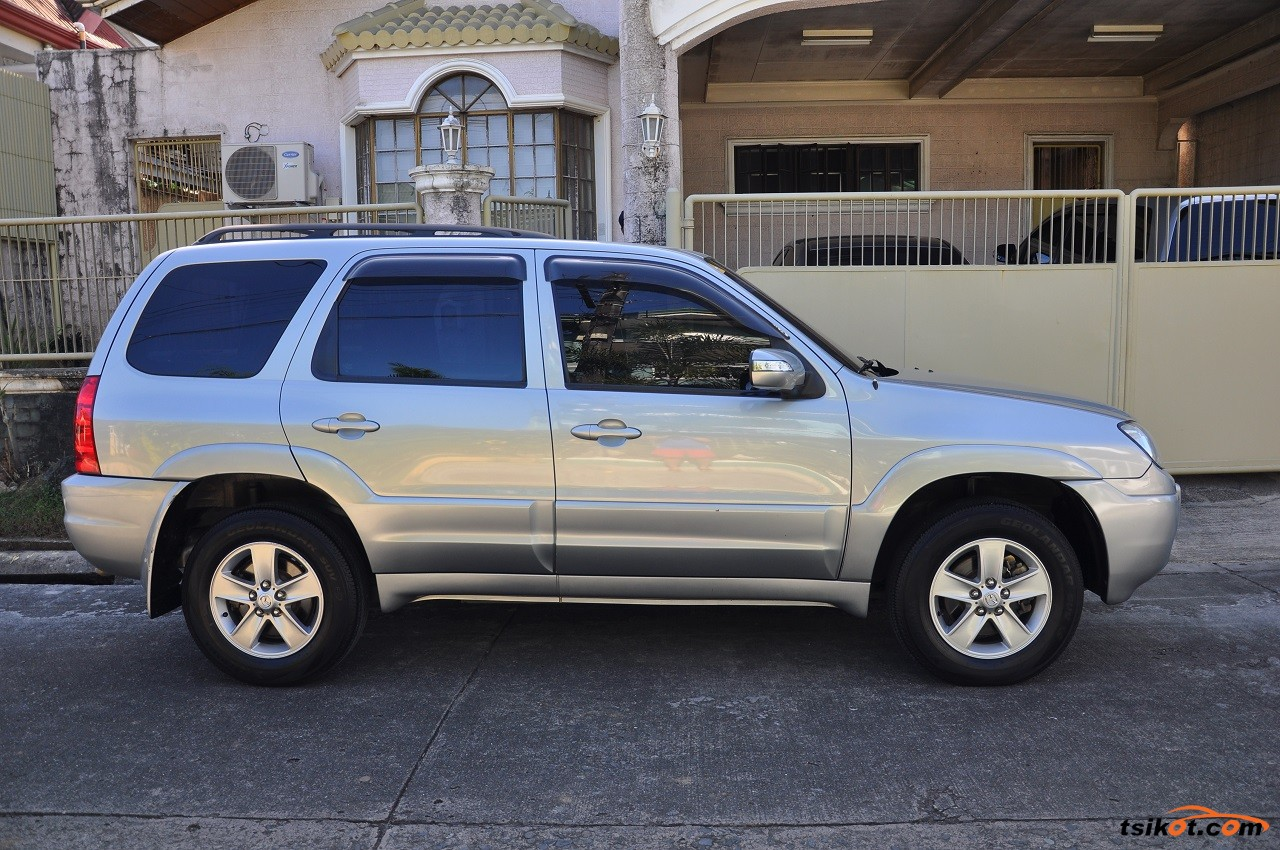 mazda tribute 2007 car for sale metro manila. Black Bedroom Furniture Sets. Home Design Ideas