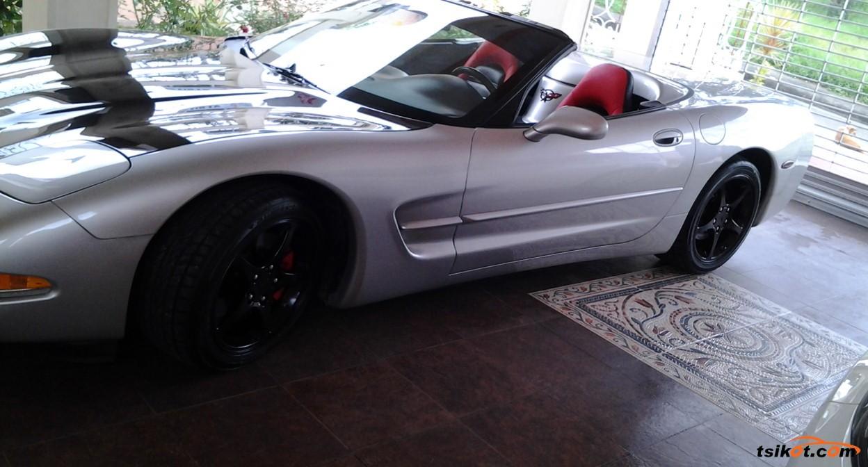 Chevrolet Corvette 2004 - 2