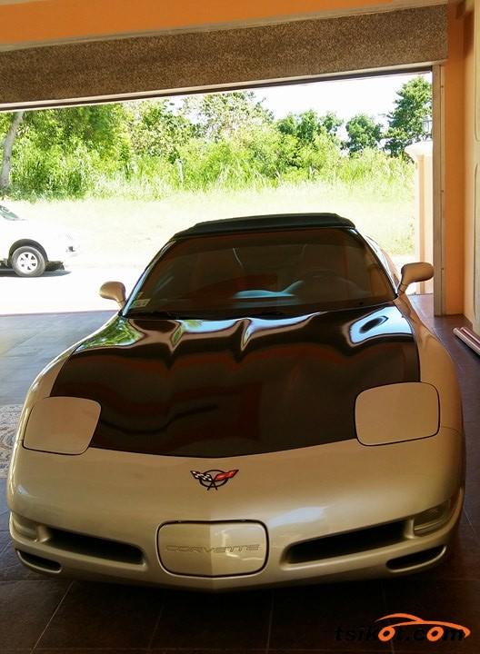 Chevrolet Corvette 2004 - 6