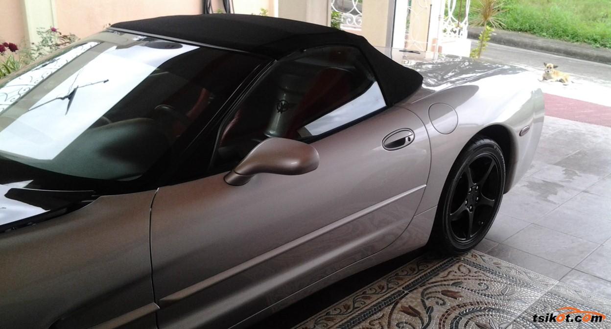 Chevrolet Corvette 2004 - 4