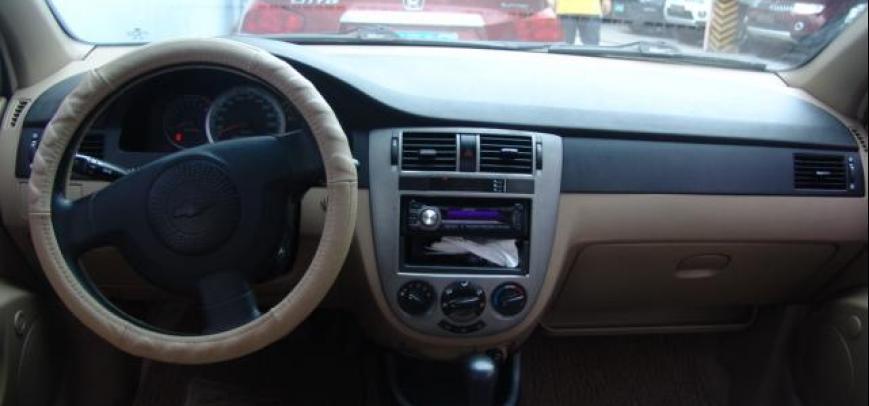 Chevrolet Optra 2006 - 10