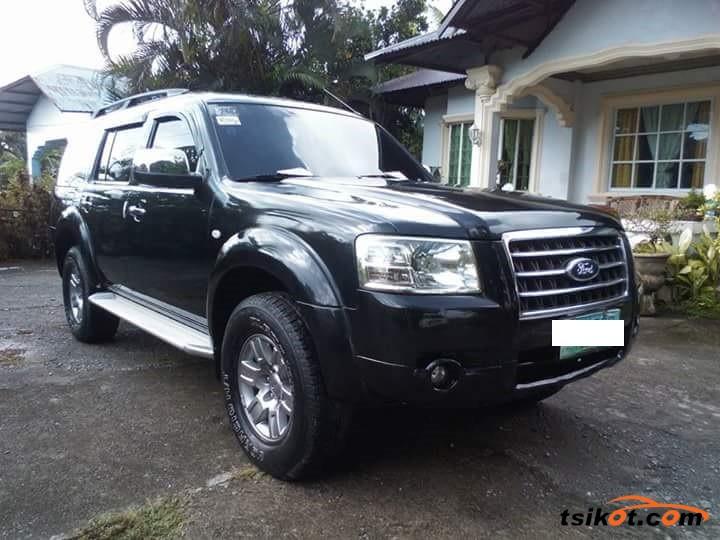 Ford Everest 2008 - 3