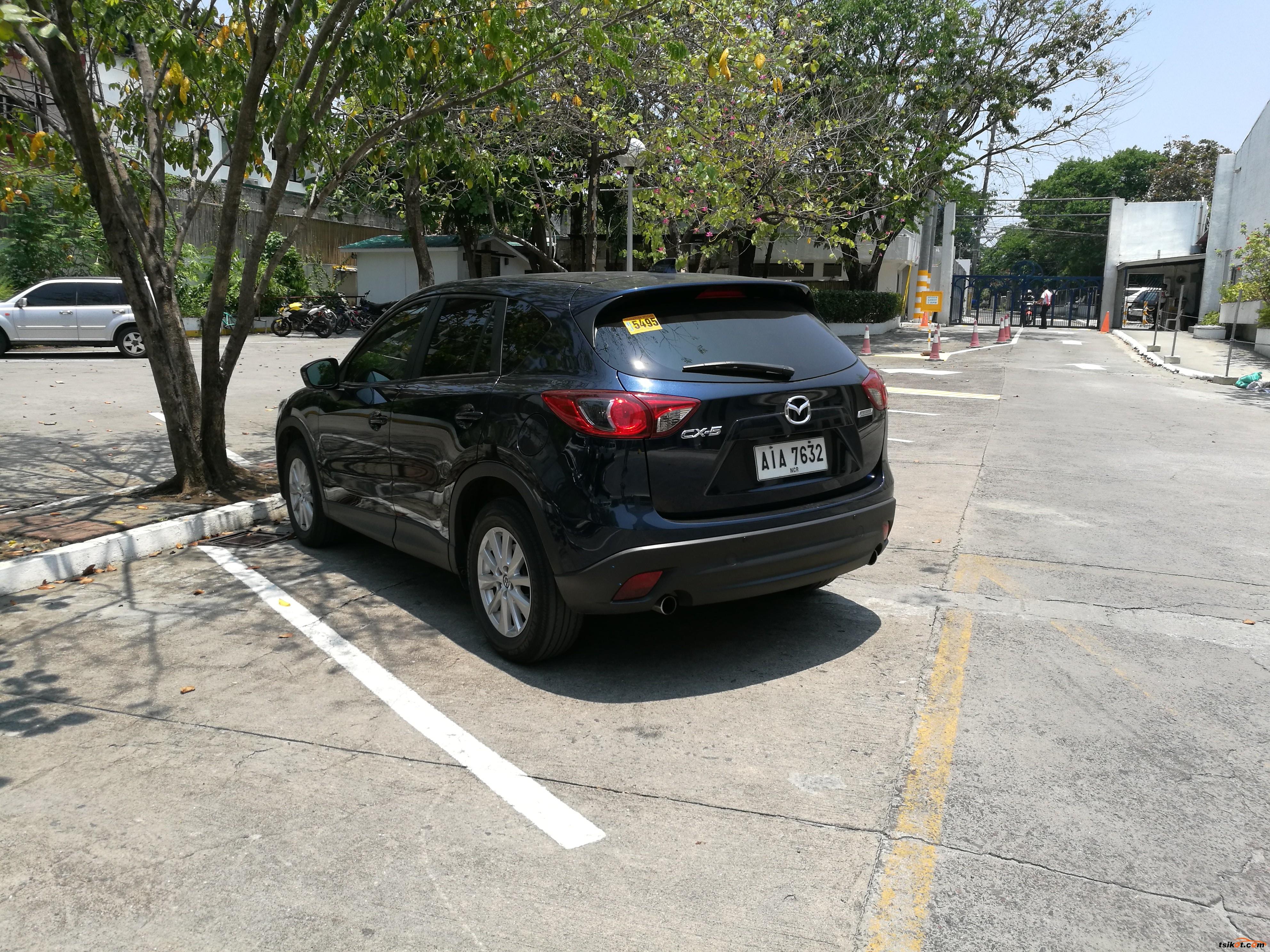 Mazda Cx-5 2015 - 6