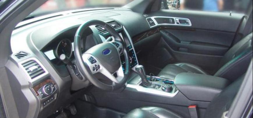 Ford Explorer 2014 - 9