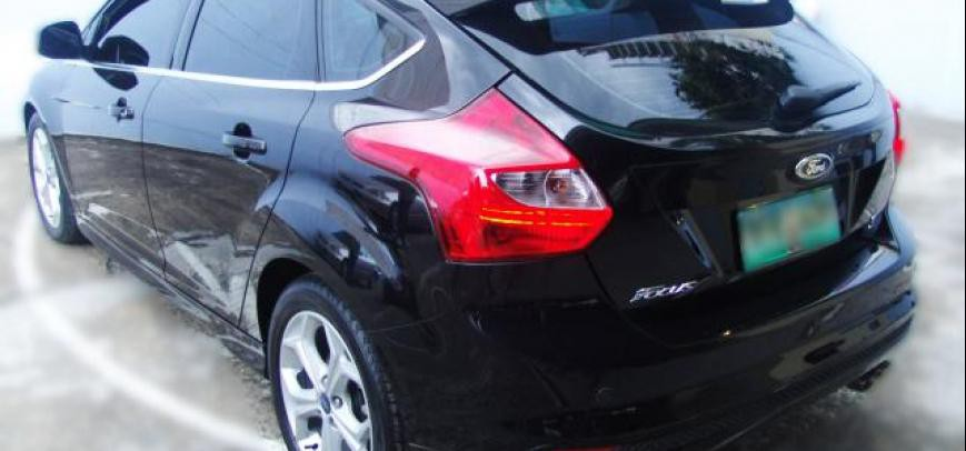Ford Focus 2013 - 10