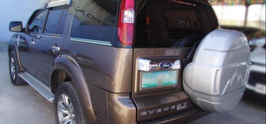 Ford Everest 2009 - 10