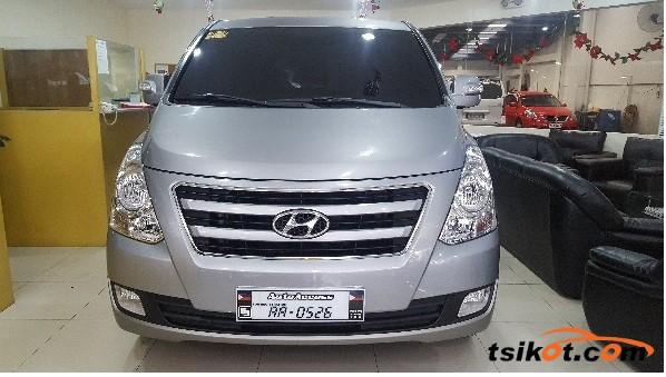 Hyundai Grand Starex 2016 - 1