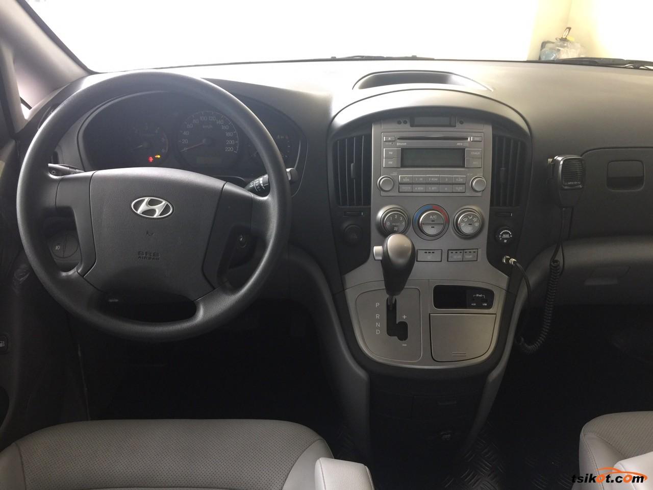 Hyundai Grand Starex 2016 - 3