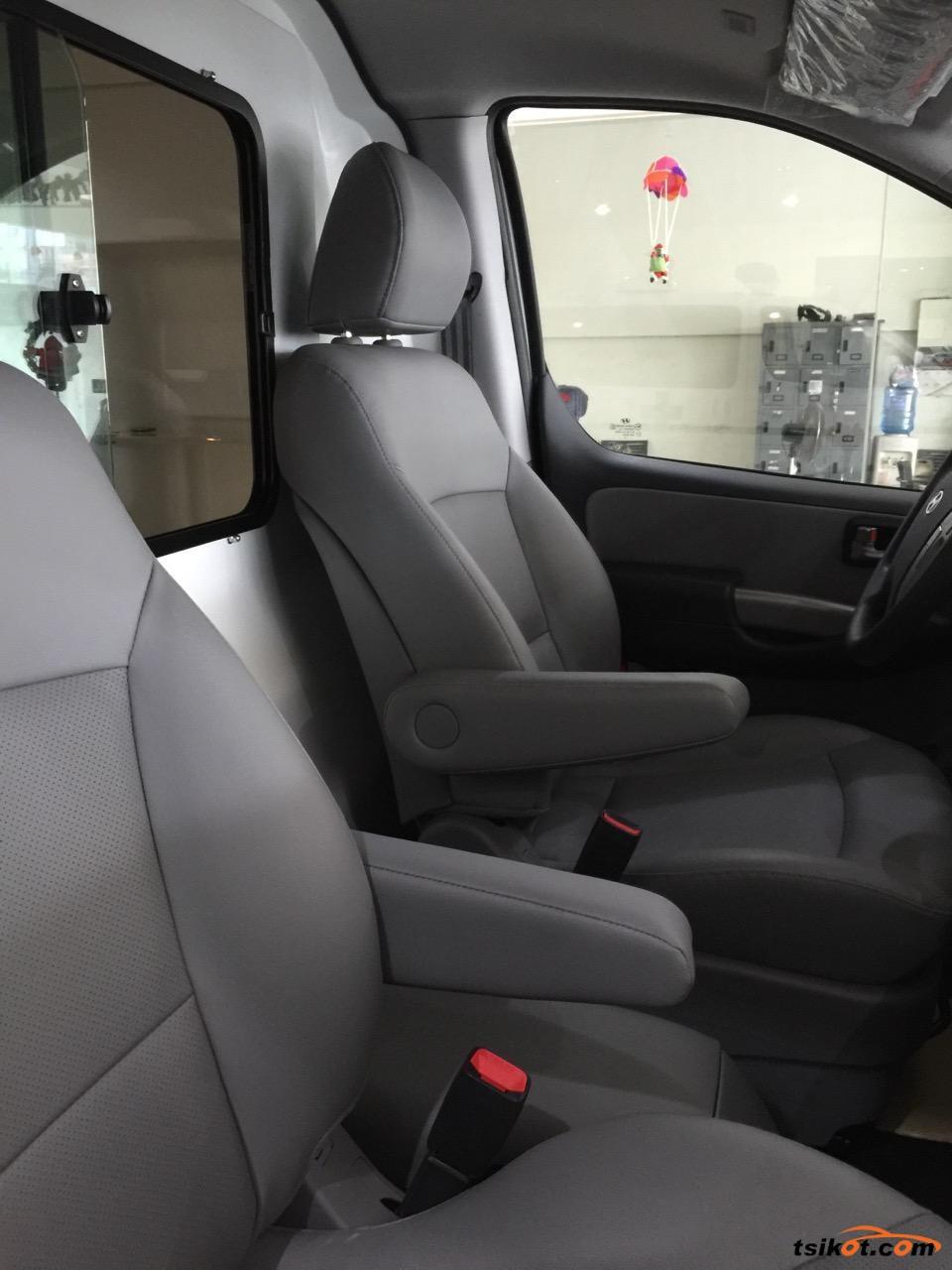 Hyundai Grand Starex 2016 - 5